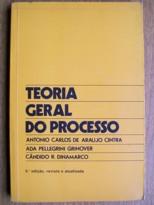 Ada Pellegrini Grinover Teoria Geral Do Processo Pdf