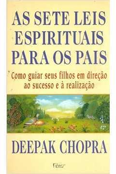 As Sete Leis Espirituais para os Pais Portugues Brasil