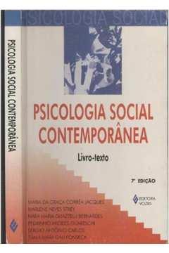 Psicologia Social O Homem Em Movimento Pdf