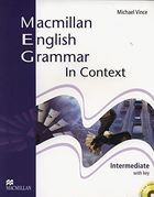 Macmillan English Grammar in Context. Intermediate (sem Cd)
