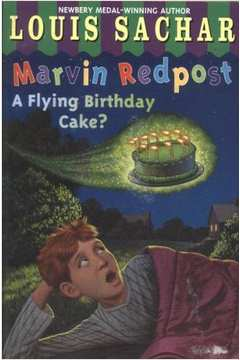 Marvin Redpost 6 - a Flying Birthday Cake