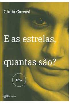 E as Estrelas, Quantas São? de Giulia Carcasi pela Planeta do Brasil (2011)