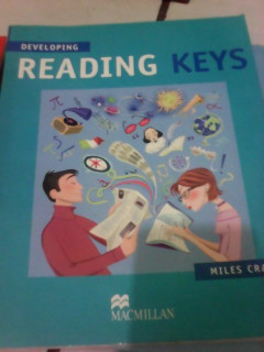 Devoloping Reading Keys