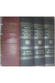 Comentários ao Código de Processo Civil do Brasil - 4 Volumes