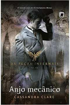 As Peças Infernais : Anjo Mecânico, Vol. 1
