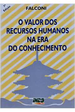 O Valor dos Recursos Humanos na era do Conhecimento