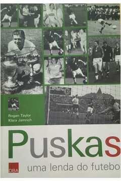 Puskas - uma Lenda do Futebol