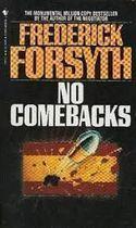 No Comebacks (edição Econômica) de Frederick Forsyth pela Bantam (1985)