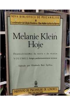 Melanie Klein Hoje
