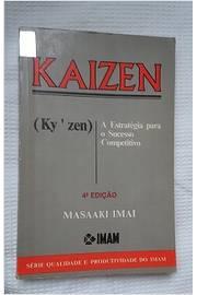 Kaizen a Estratégia para o Sucesso Competitivo