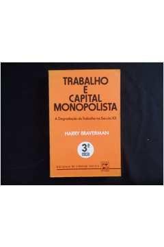 Trabalho e Capital Monopolista