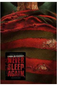 A Hora do Pesadelo - Never Sleep Again