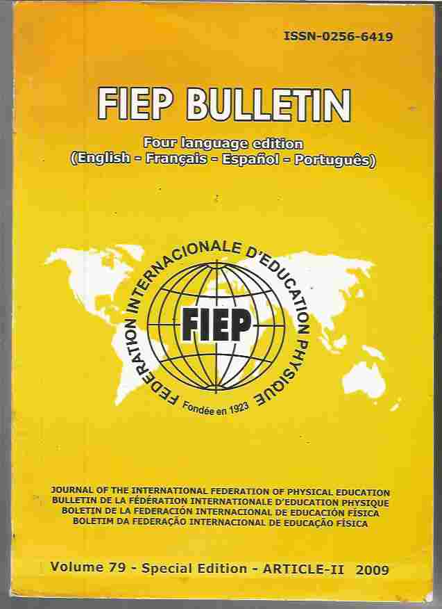 Fiep Bulletin Four Language Edition