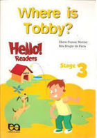Where is Tobby? Stage 3 - Hello Readers