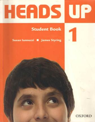 Heads Up 1 - Student Book - Com Cd