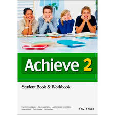 Achieve 2 Student Book e Workbook