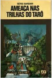 Ameaça Nas Trilhas do Tarô (série Vaga-lume)