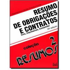 Resumo de Obrigações e Contratos - Coleção Resumos 2