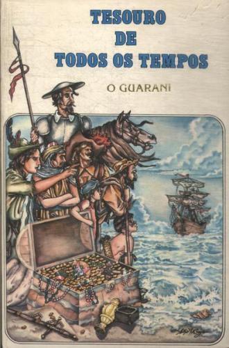 livro o guarani adaptado