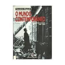 Livro: O Mundo Contemporaneo - Demetrio Magnoli | Estante