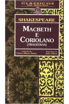 Universidade de Bolso - Macbeth e Coriolano