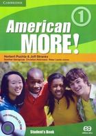 American More! 1. Students Book. 6º Ano + Cd