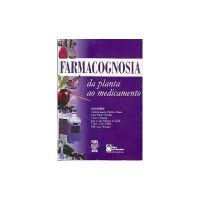Livro Farmacognosia Da Planta Ao Medicamento Pdf Download. studio Gabriel might Curated invierno