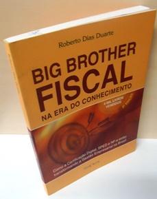Big Brother Fiscal na era do Conhecimento - Sebo Mundo do Livro Lapa |  Estante Virtual