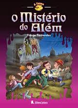 A Turma - o Mistério do Além de Thiago Fernandes pela Leitura (2007)