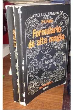 Formulario De Alta Magia Epub