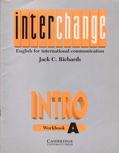 Interchange Intro - Workbook a - English For International Communicati