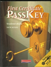 First Certificate Passkey - Students Book