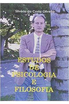 Estudos de Psicologia e Filosofia