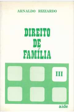 Direito de Família - Volume III