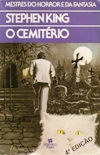O Cemitério - Stephen King - Mestres do Horror e da Fantasia