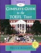 Complete Guide to the Toefl Test (com Cd)
