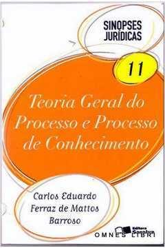 Teoria Geral do Processo e Processo de Conhecimento Vol 11