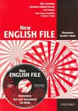 New English File: Elementary Teachers Book