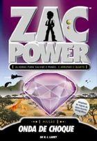 Zac Power 10 - Onda de Choque de H I Larry pela Fundamento (2009)