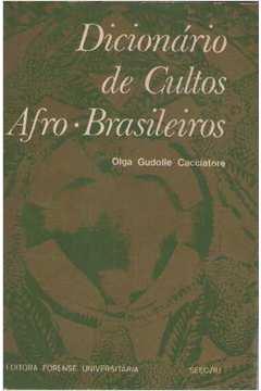 Dicionário de Cultos Afro-brasileiros