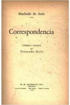 Obras Completas de Machado de Assis 31 - Correspondência