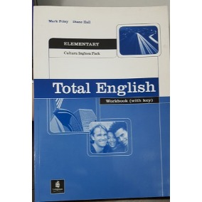Total English Workbook With Key Elementary Cultura Inglesa Pack