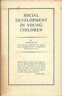 Social Development in Young Children: a Study of Beginnings