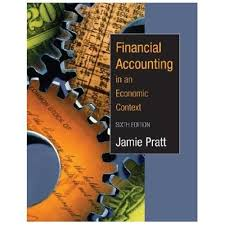 Financial Accouting in An Economic Context