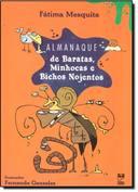 Almanaque de Baratas Minhocas e Bichos Nojentos
