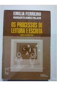 Os Processos de Leitura e Escrita