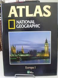Atlas National Geographic: Europa I