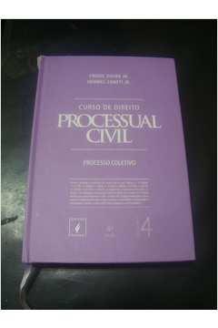Curso de Direito Processual Civil 4