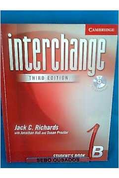 Livro new interchange intro workbook jack c richards estante interchange third edition 1b workbook fandeluxe Gallery