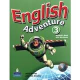 English Adventure 3 Students Book With Workbook